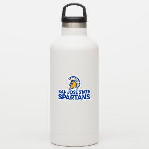 San Jose State Spartans Logo Wordmark Sticker