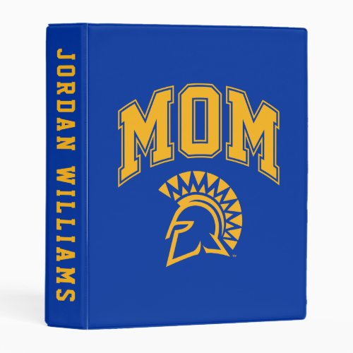 San Jose State Spartans Mom Mini Binder