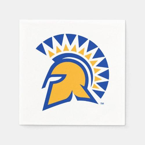 San Jose State Spartans Napkins