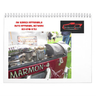 San Jose style SUPERMODIFIEDS! Calendar