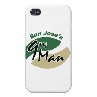 San Jose's 9th Man iPhone 4 Cases