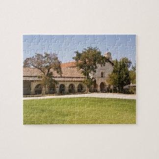 San Juan Bautista California mission puzzle