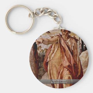 San Juan Bautista por Zuccari Federico Llaveros Personalizados