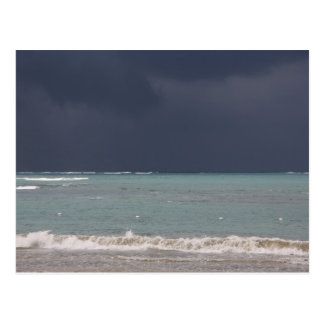 San Juan Beach Postcard