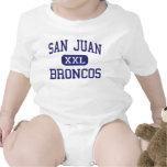 San Juan - caballos salvajes - High School secunda Camisetas