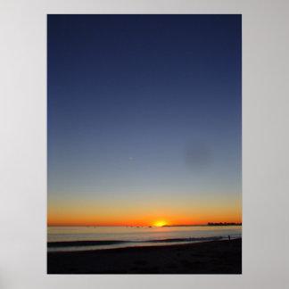 San Juan Capistrano Sunset Poster