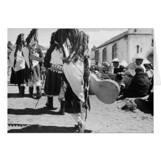 San Juan Chamula, Chiapas, México Tarjeta De Felicitación