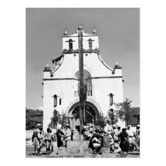 San Juan Chamula, Chiapas, México Postal