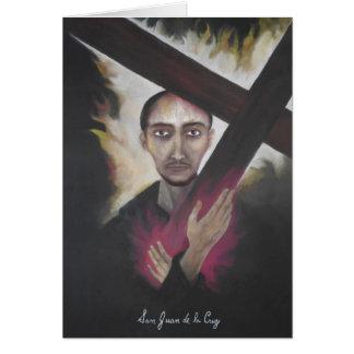 San Juan de la cruz Felicitación