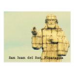 San Juan del Sur, postal de Nicaragua