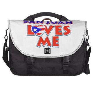 San juan Design Laptop Bag