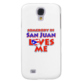 San juan Design Samsung S4 Case