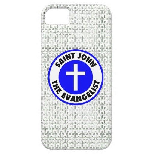 San Juan Evangelista iPhone 5 Carcasa
