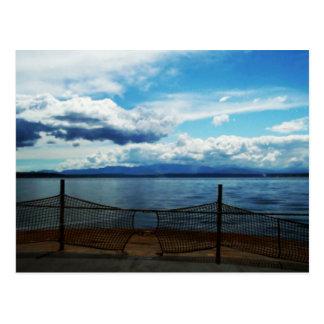 San Juan Ferry Postcard