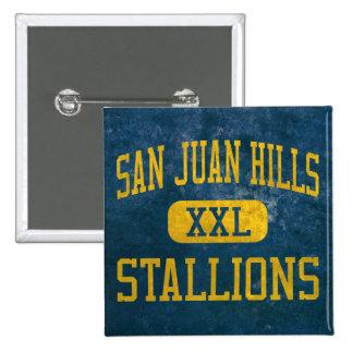 San Juan Hills Stallions Athletics Pin