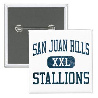San Juan Hills Stallions Athletics Pins