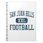 San Juan Hills Stallions Football Note Books
