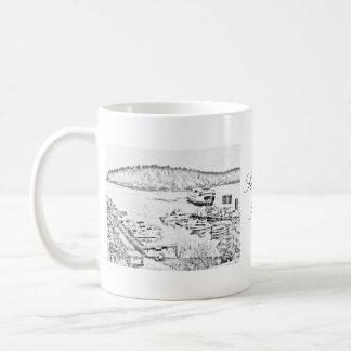 San Juan Island Classic White Coffee Mug
