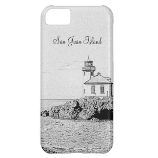 San Juan Island Cover For iPhone 5C