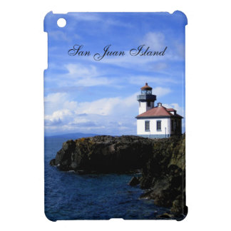San Juan Island iPad Mini Cover