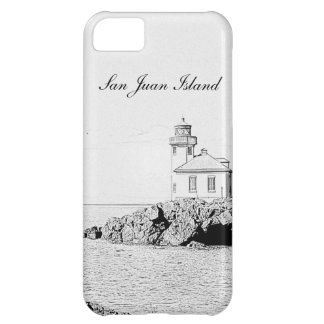 San Juan Island iPhone 5C Cover