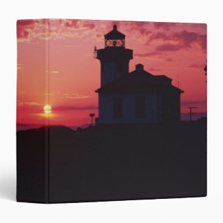 San Juan Island, Lime Kiln Lighthouse Binder