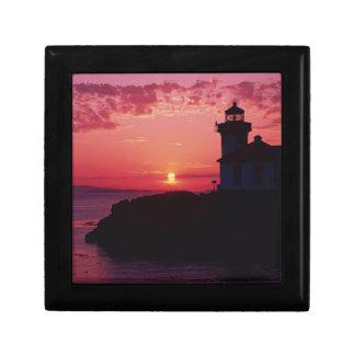 San Juan Island, Lime Kiln Lighthouse Gift Box