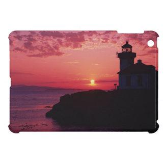 San Juan Island, Lime Kiln Lighthouse iPad Mini Covers