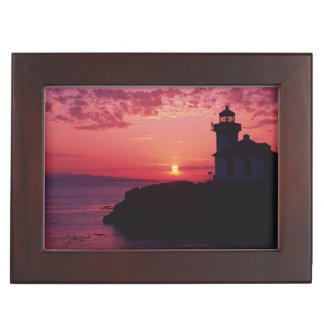 San Juan Island, Lime Kiln Lighthouse Memory Box