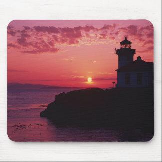 San Juan Island, Lime Kiln Lighthouse Mouse Pad