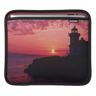 San Juan Island, Lime Kiln Lighthouse Sleeve For iPads