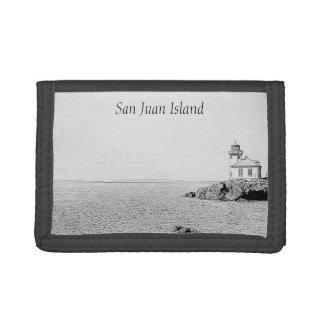 San Juan Island Trifold Wallet
