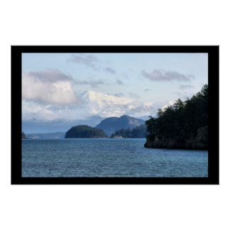 San Juan Islands - Pacific Northwest Poster