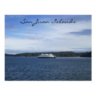 San Juan Islands Postcards