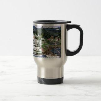 San Juan Islands ~ Rosario Resort ~ Washington Travel Mug