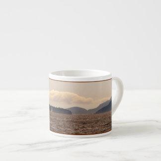 San Juan Islands Sail Espresso Cup