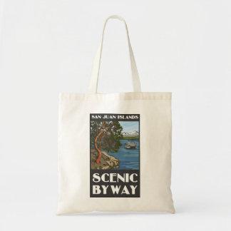 San Juan Islands Scenic Byway Budget Bag