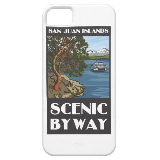 San Juan Islands Scenic Byway Iphone Cover