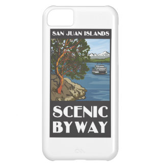 San Juan Islands Scenic Byway Iphone Cover iPhone 5C Case