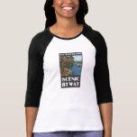 San Juan Islands Scenic Byway Ladies Long sleeve T T Shirt