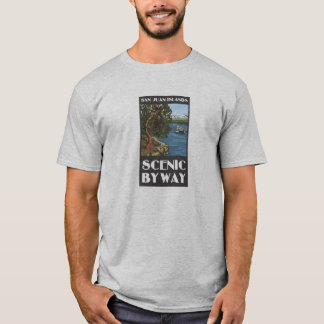 San Juan Islands Scenic Byway T-Shirt