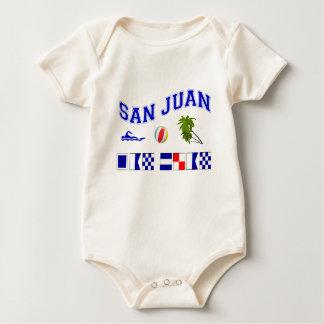 San Juan - Maritime Flag Spelling Creeper