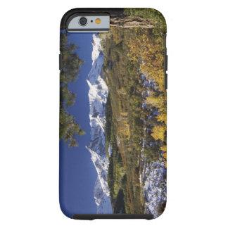 San Juan Mountains and Aspen trees in fallcolor Tough iPhone 6 Case