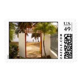 San Juan Postage Stamp