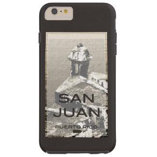 San Juan Puerto Rico Funda De iPhone 6 Plus Tough