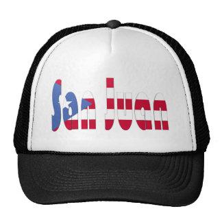 San Juan, Puerto Rico Trucker Hats