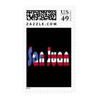 San Juan, Puerto Rico Stamp