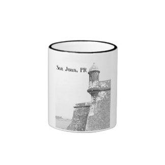 San Juan Sketch Mug