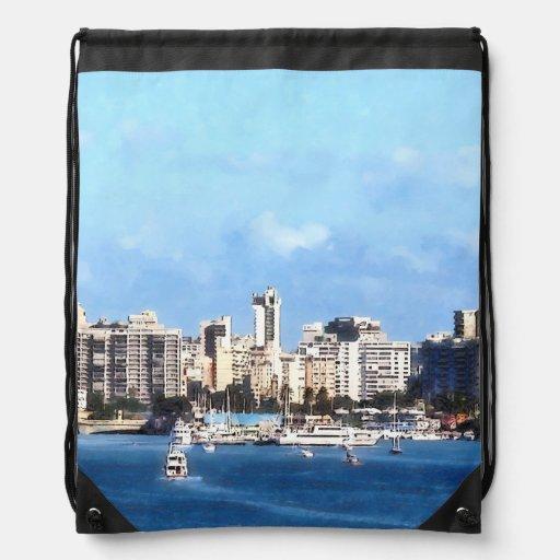 San Juan Skyline Cinch Bag