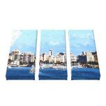 San Juan Skyline Stretched Canvas Prints
